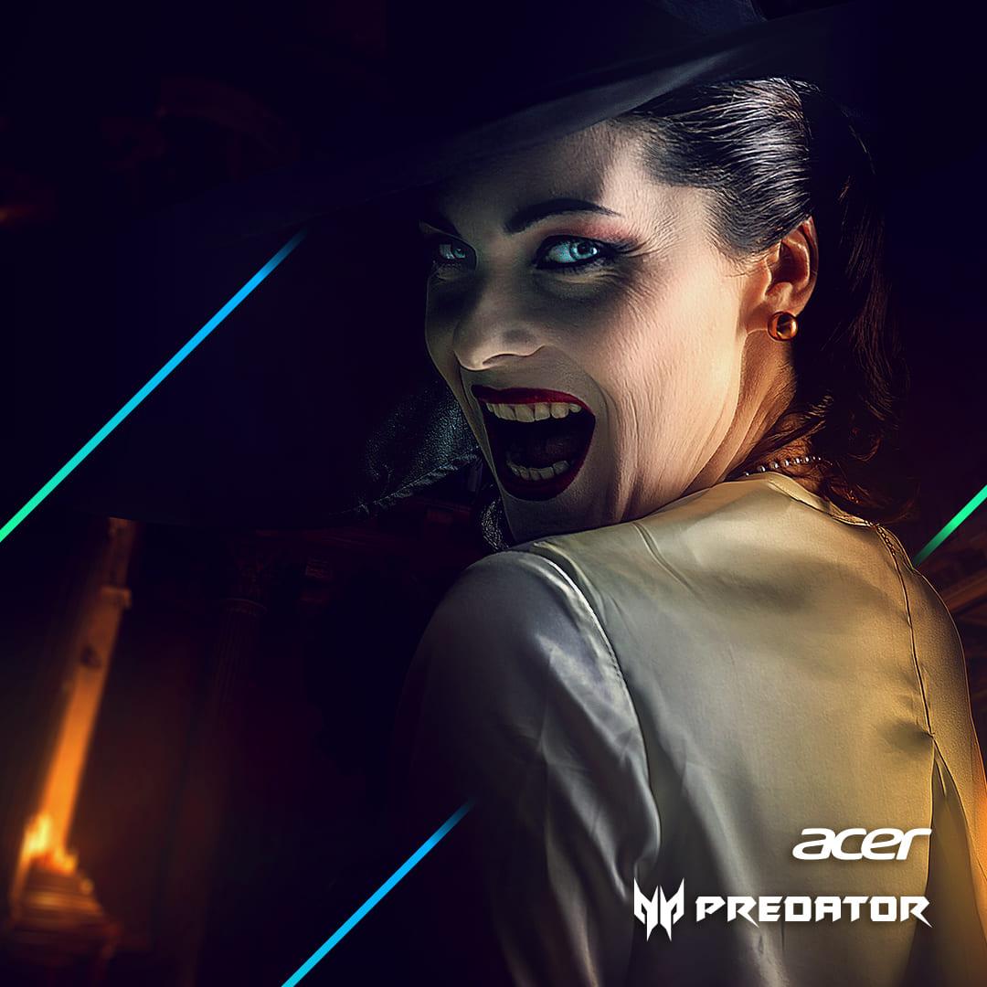 Гелена Манковська, модель Леді Дімітреску з гри Resident Evil: Village