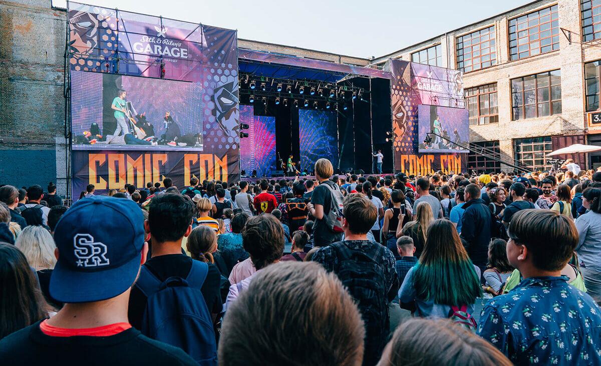 Comic Con Ukraine 2018: як це було?