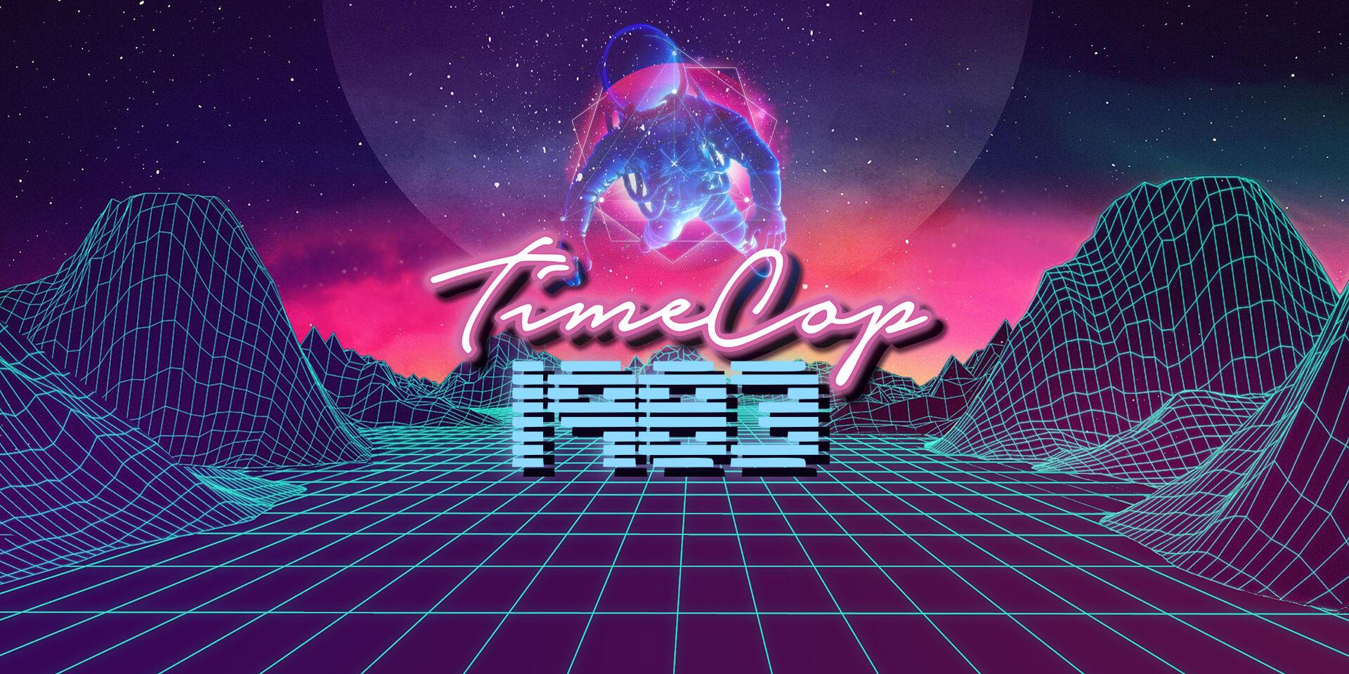 Перший гість музичної сцени — Timecop1983!