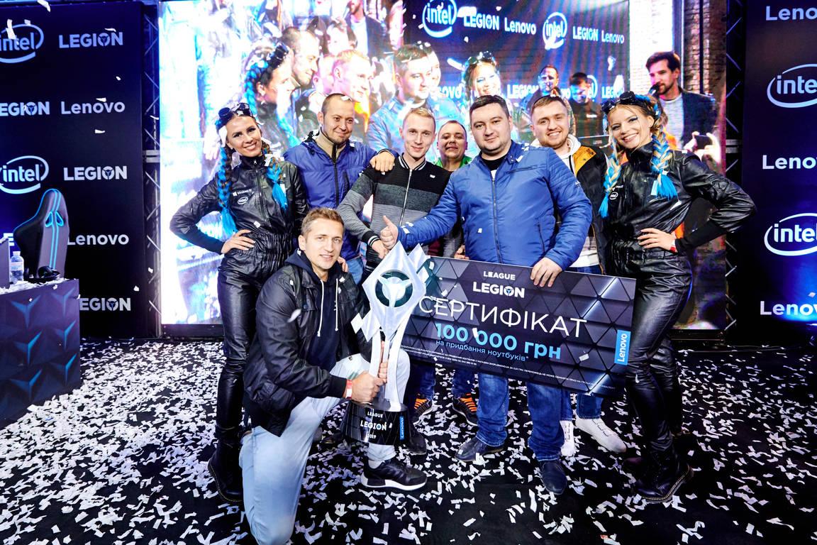 Lenovo Ukraine провела турнір корпоративних команд на Comic Con Ukraine!