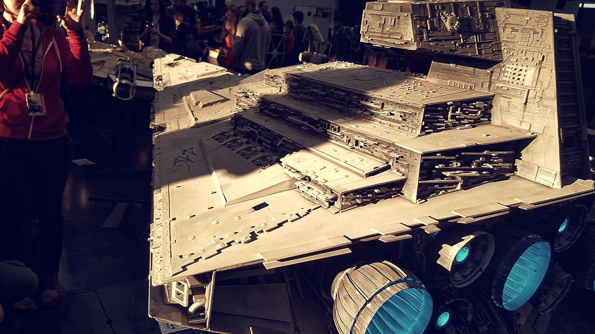 Музей Star Wars